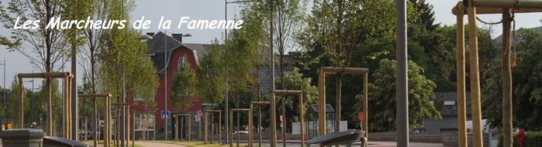 Les Marcheurs de la Famenne – FFBMP Lux 034